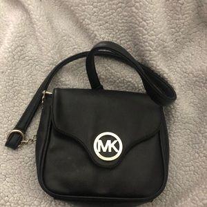 Michael Kors Fulton leather crossbody